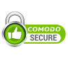 All connections are secured by Comodo